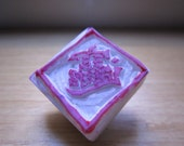 Chinese Character of Zhao Chai Jin Bao, Chinese lucky charm Stamp, Chinese New Year/ Chinese Culture,Personalized stamp