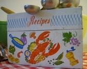 Collectible Recipe Tin