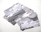 FREE Shipping - Laundry Day - Set of 10 Postcards - Original Fine Art Photography - Tagt Team - WhiteBarnArt
