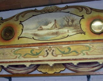 Large Exterior Rounding Board from Antque Carousel