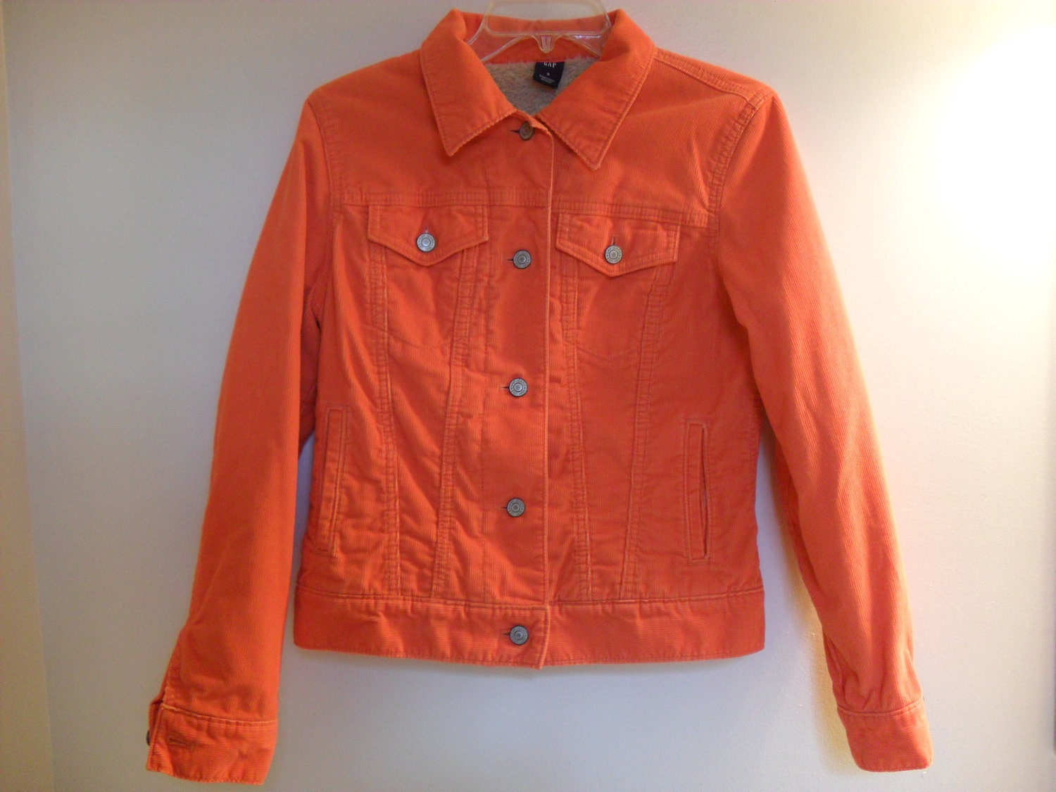Find Orange women's denim jackets at ShopStyle. Shop the latest collection of Orange women's denim jackets from the most popular stores - all in one.