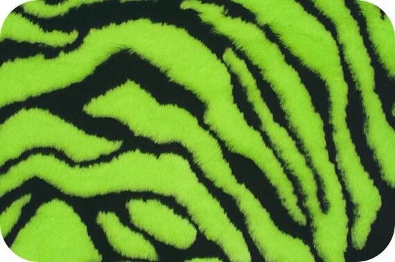 bengal tiger faux fur fabric