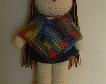 Lilly Hippie Doll