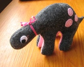 Handcrafted Whimsical Dinosaur Toys