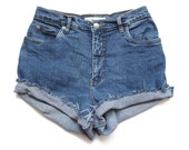 High waist shorts M