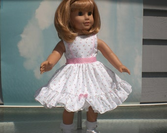 Summer Rose Bud Dress