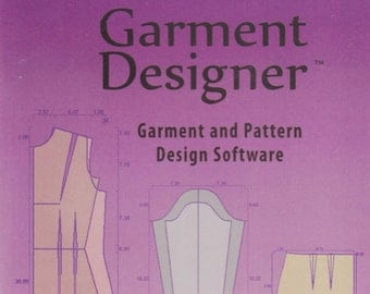 Cochenille Garment Designer Pattern Drafting Software - Mac version (UK only)