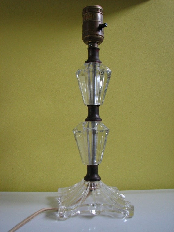 Boudoir lamp from the 1940s