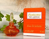 Miniature Fantasme Perfume by Ted Lapidus Boxed