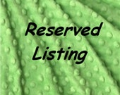 Reserved Listing For mgordon 1958