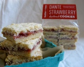Dante Strawberry Shortbread