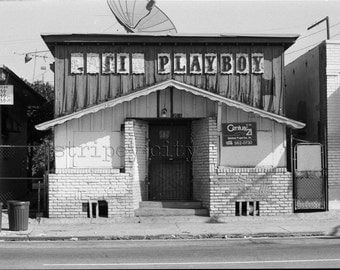 Bar Photography - The Playboy in East Los Angeles