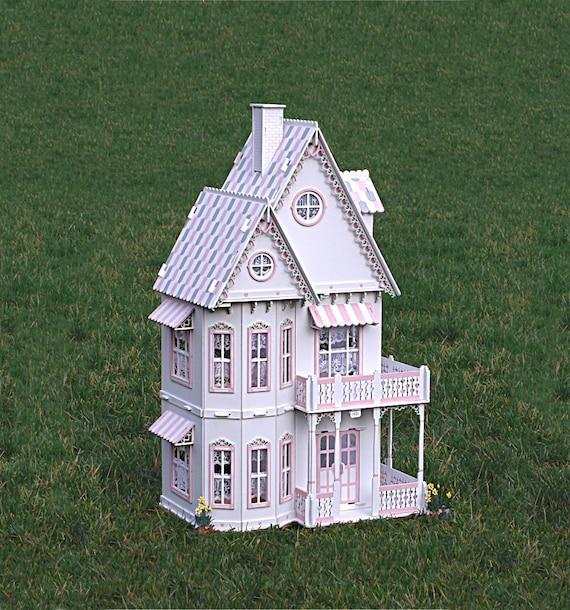 How To Build Dollhouse Kit