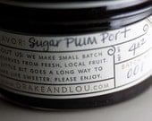 Drake & Lou Sugar Plum Port Jam 4oz