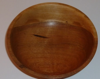 Handmade Cherry Wooden Bowl 7
