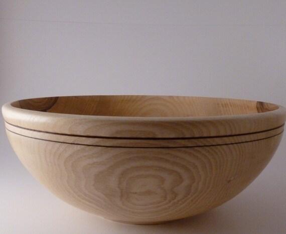 Handmade Hackberry Wooden Salad Bowl 31 Wooden Bowls