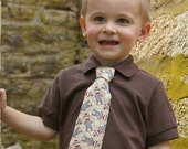 Little Boys Sock Monkey Tie Great for Special Occasion or Photo Prop