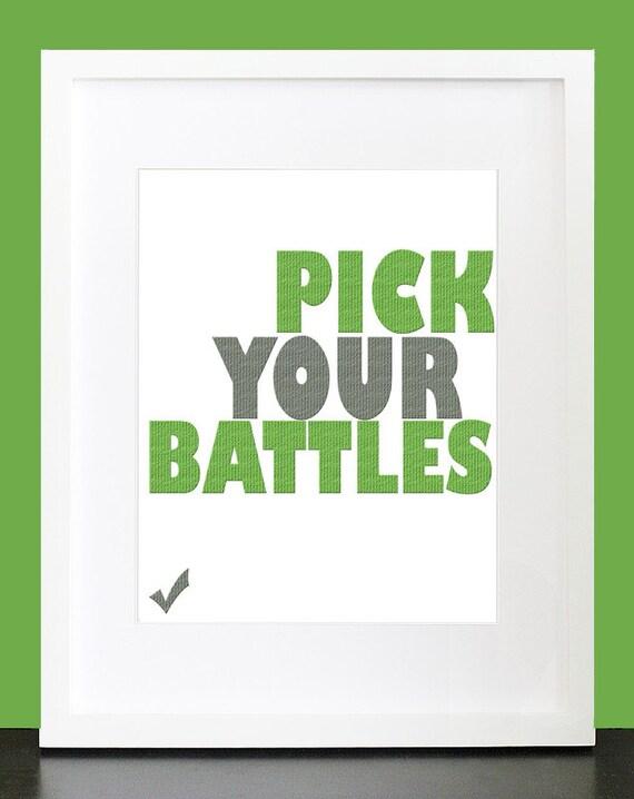 Choose Your Battles by Hsojdrallab on DeviantArt   Chart Pick Your Battles