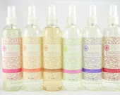 Hydrating Body Mist Set of 4 -4 oz bottles