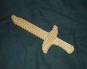 Wee Cutlass Wood Sword