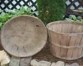 Apple Bushel Baskets