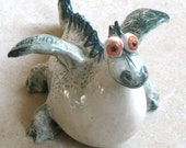 Handmade Ceramic DRAGON