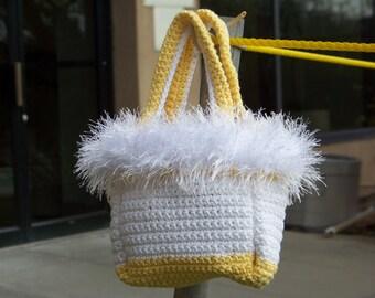 Yellow Baby Girl Bag