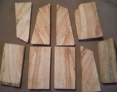 spalted willow wood