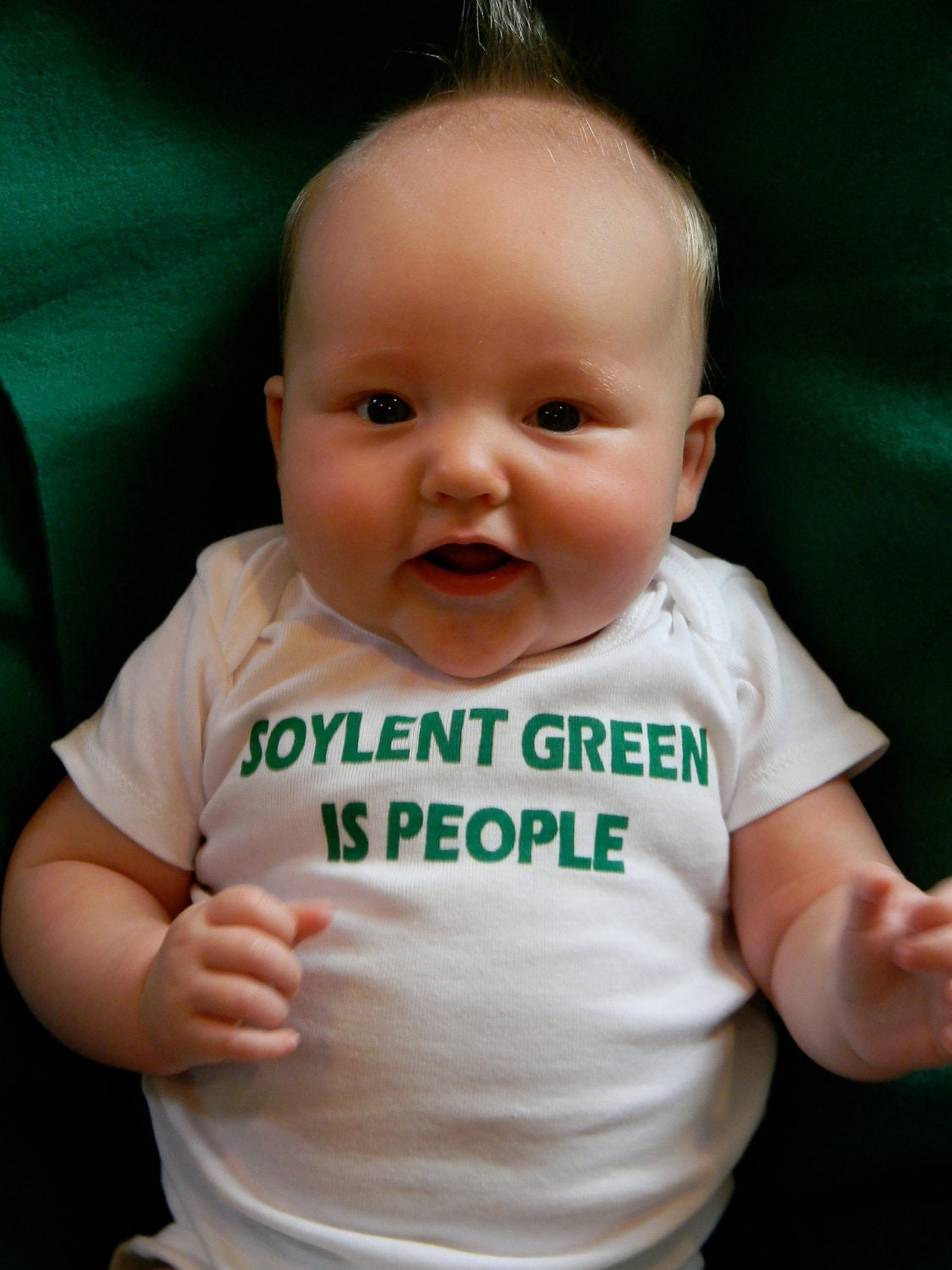 Soylent green is people one piece bodysuit for Soylent green is people