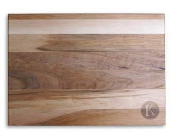 Christmas Gift Idea Cutting Board Maple Laser Engraved Cutting Board Personalized