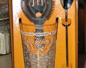 Vintage Barware Cocktail Shaker Set