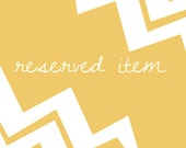 Reserved Listing for Ldlowman01