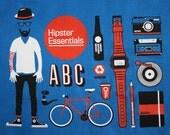 Hipster Essentials T-shirt