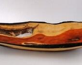 Brasil Natural Edge Wood Tray No. 111224