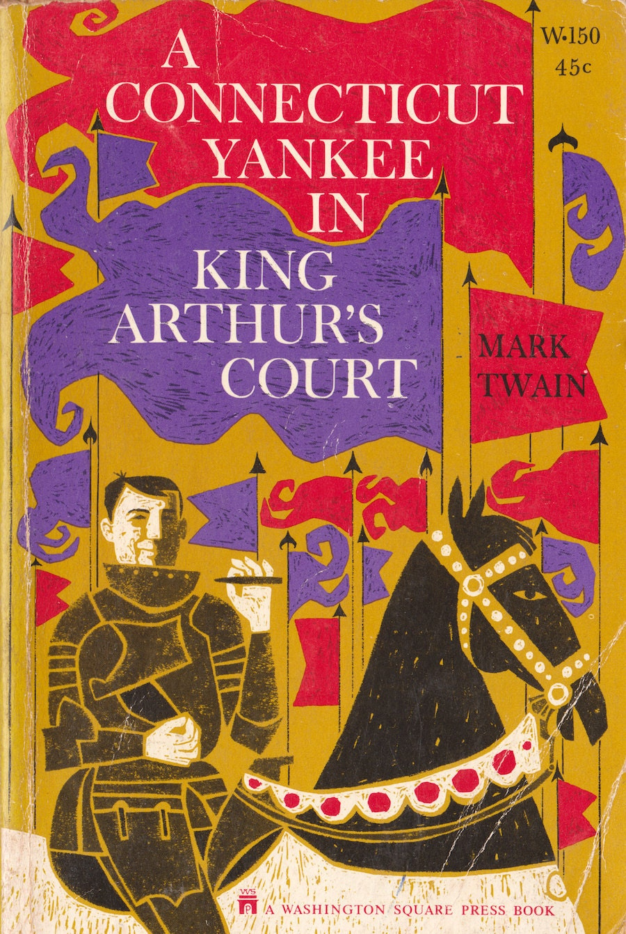 thesis for a connecticut yankee in king arthurs court