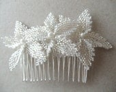 Star Blossoms- Bridal Hair Comb