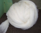 Cormo Roving - Natural white