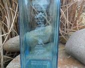 Bombay Sapphire Gin Blue Vase