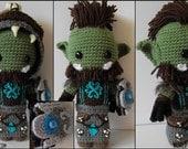 World of Warcraft Custom Alliance or Horde Sackdoll