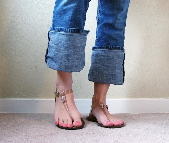 Vintage Jelly Sandals - Summer SALE - Gladiator - Grendha Galisteu - Flip Flops - Shoes - Brazilian Designer - Size USA 9