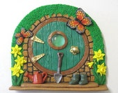 Hobbit-style Fairy Door