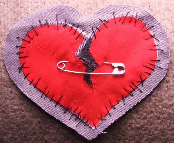 Broken Heart Patch