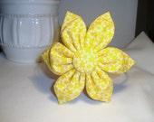 Lemonberry Flower Headband