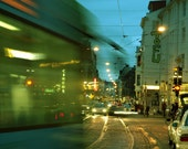 "photographic print ""tram"" 20x30 cm"