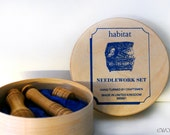 Victorian Needlework Set