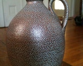 Salt Glazed Stoneware Jug