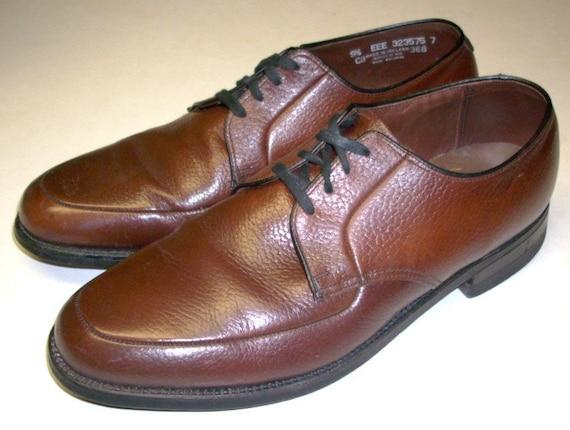 mens size 9 5 eee dress shoes weyenberg massagic