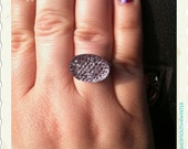 Stretchy Sparkle Rings