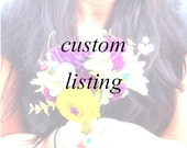 Custom Listing - Yarn Balls