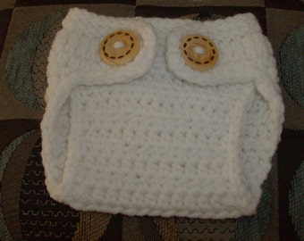 Crochet Baby Diaper Cover ,Newborn Diaper Cover, Baby Boomers,Newborn Photo Prop, Made To Order